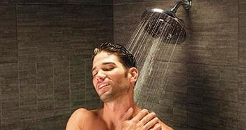 Bí quyết tắm vòi hoa sen khiến bạn khỏe cả ngày