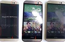 HTC One (M9) so dáng với người tiền nhiệm