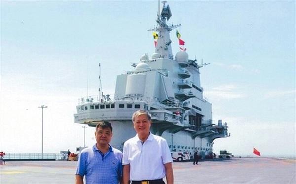 Những điều ít biết về tàu sân bay đầu tiên của Trung Quốc