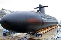 Pháp giới thiệu công nghệ tàng hình mới dành cho tàu ngầm