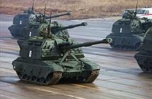 Pháo tự hành chủ lực của Nga - Mỹ, ai mạnh hơn?