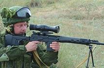 Súng bắn tỉa cổ lỗ Nga khiến M82 Mỹ hổ thẹn
