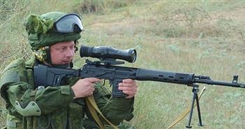 """Súng bắn tỉa cổ lỗ Nga khiến M82 Mỹ """"hổ thẹn"""""""