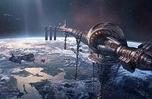 Năm 2035: Thang máy vũ trụ được xây dựng như thế nào?