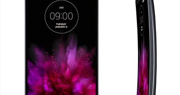 Điện thoại màn hình cong LG G Flex2 không bị lỗi quá nhiệt