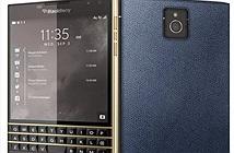 Hình ảnh chính thức của chiếc BlackBerry Passport phiên bản Gold