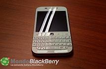 Ảnh thực tế BlackBerry Classic màu trắng