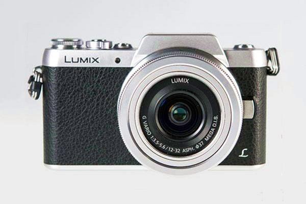 Lộ ảnh Panasonic Lumix GF7, máy số trong thân hình máy film