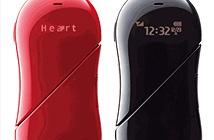 """Nhật Bản ra mắt điện thoại """"trái tim"""" siêu độc"""