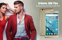 """Arbutus AR6 Plus - smartphone giá rẻ """"không tưởng""""."""