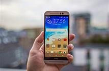 HTC phải trì hoãn ngày ra mắt smartphone One M10?