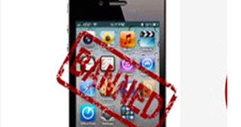 iPhone có thể sẽ bị cấm ngay trên đất Mỹ?