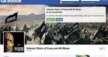 Facebook: Hãy chặn ISIS bằng cách... nhấn Like