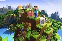 Minecraft cán mốc 74 triệu người chơi, bán được 144 triệu bản trên mọi nền tảng