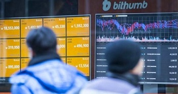 Thay vì cấm đoán, Hàn Quốc áp thuế 24,2% đối với sàn giao dịch tiền điện tử