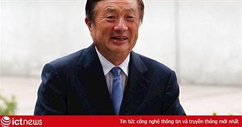 """CEO Huawei dọa sa thải nhân viên """"hạng xoàng"""""""