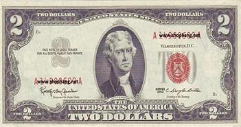 Vì sao thường lì xì tờ 2 USD trong dịp Tết?