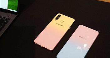 Rộ tin Galaxy A8s có phiên bản đặc biệt cho mùa Valentine 2019