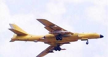 'H-6K có thể oanh tạc đất Mỹ', Trung Quốc lại thùng rỗng kêu to