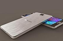 Hé lộ thiết kế kim loại tuyệt đẹp của Samsung Galaxy S6