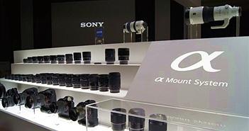 Sony hoãn ra mắt 4 ống kính full-frame E-mount cực hot