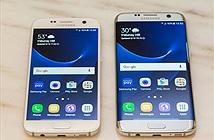 """Samsung giới thiệu Galaxy S7 và S7 Edge, hỗ trợ khả năng """"bơi lội"""""""