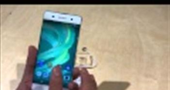 Trên tay Sony Xperia XA: đẹp, viền màn hình siêu mỏng