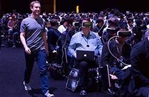 Bức ảnh chụp Mark Zuckerberg khiến cả thế giới lo sợ về tương lai giống như phim Ma Trận