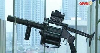 Tuyệt vời dàn vũ khí bộ binh hiện đại do Việt Nam sản xuất