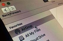 Thủ thuật MacOS: Kéo biểu tượng AirDrop ra thanh Dock