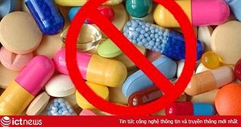 Cảnh sát phá sập ổ kinh doanh thuốc kích dục trái phép qua mạng