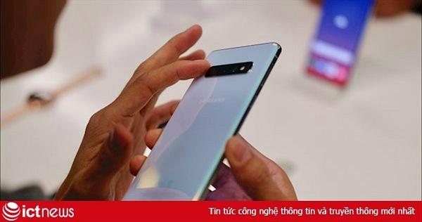 Đơn đặt hàng Samsung Galaxy S10 tại Việt Nam tăng gấp đôi sau khi máy chính thức công bố