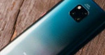 Huawei tiếp tục dẫn đầu doanh số smartphone tại Trung Quốc