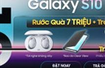 Khách hàng tại Việt Nam đã có thể đặt bộ đôi Galaxy S10 và S10+
