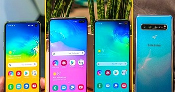 Galaxy S10E, S10 hay S10 Plus, lựa máy nào cho phù hợp?