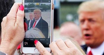 5G chưa xong, ông Trump đòi phát triển… 6G