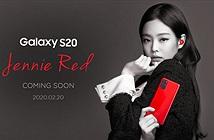 Galaxy S20+ và Galaxy Buds+ ra mắt phiên bản cho fan của Jennie (Blackpink)