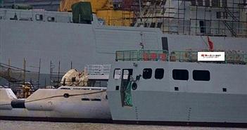 Hải quân Trung Quốc tiếp nhận phiên bản săn ngầm của Type 056