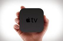 Apple TV 2015 sẽ có điều khiển giọng nói