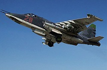 Kinh hoàng số bom máy bay Su-25 dùng ở Syria