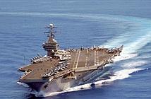 Tên lửa chống hạm khiến nhóm tàu sân bay Mỹ yếu thế