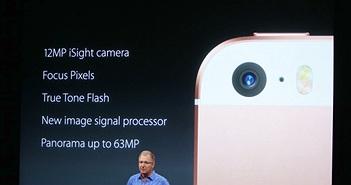 iPhone SE khoe ảnh chụp tuyệt đẹp từ camera 12MP
