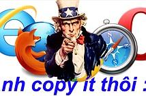 2 cách để copy nội dung trên web không cho copy