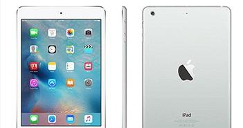 Apple dừng bán mẫu iPad có giá rẻ nhất