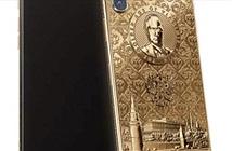 Tròn mắt với giá khủng của iPhone X phiên bản Tổng thống Putin