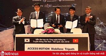 4 thỏa thuận hợp tác quan trọng về ICT giữa doanh nghiệp Việt Nam-Hàn Quốc được ký kết