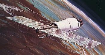 """Những lần rơi vệ tinh khiến Trái đất """"thót tim"""""""