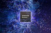 Samsung trình làng chip Exynos 7 Series 9610: Xử lý hình ảnh bằng AI, hỗ trợ slow-motion