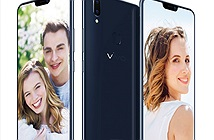 Vivo V9 ra mắt: màn hình 6.3 inch tỷ lệ 19:9, camera selfie AI 24 MP