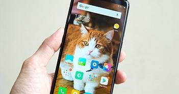 Cận cảnh smartphone Xiaomi Redmi 5 Plus